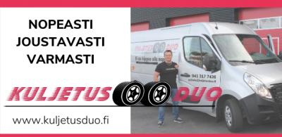 Putaan Kuljetus Duo Oy